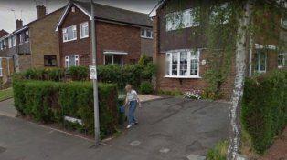 Buscó en Google Maps la casa de su madre fallecida y se llevó una gran sorpresa