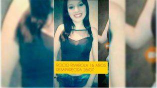 Buscan a Rocío Rivarola que desapareció hace tres días en Concordia