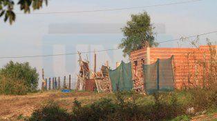 Ocuparon terrenos que eran para viviendas sociales y una escuela