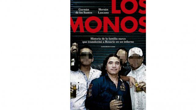 Portada. Editado por Sudamericana sale a la venta esta semana.