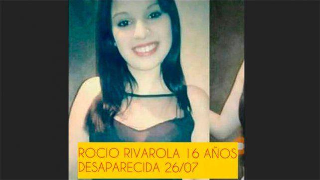 Según su mamá, Rocío podría estar con un preso que tendría salidas transitorias
