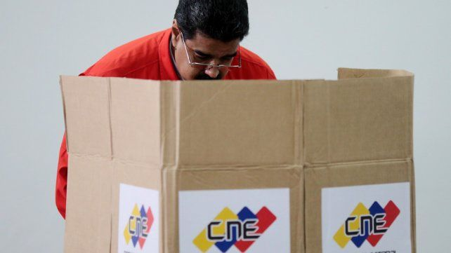 Venezuela vota a la Asamblea Nacional Constituyente