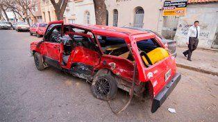 Picada de autos terminó en tragedia: Murió automovilista que pasaba por el lugar
