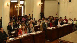 Tratamiento. La sesión en el Concejo Deliberante será hoy a las 9.30.