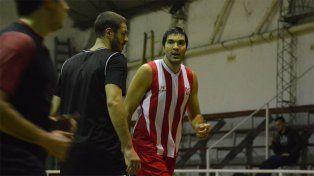 En el selectivo de la capital provincial juega Alejandro Zilli. El experimentado pivot habló del equipo.