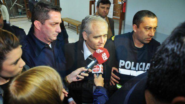 Se suspendió el inicio del juicio al cura Justo Ilarraz