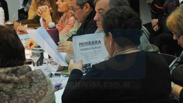 Alumnos de 4° grado podrán conocer sobre la riqueza turística de Entre Ríos