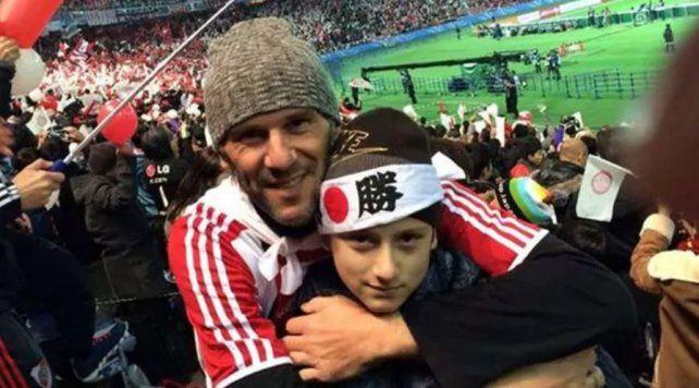 El mundo del deporte le da su apoyo a Marcos Milinkovic tras la muerte de su hijo