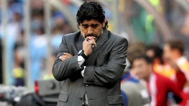 Maradona contrató un hacker para destrozar a Roció