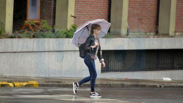 Jornada con lluvias y chaparrones y una máxima de 14 grados