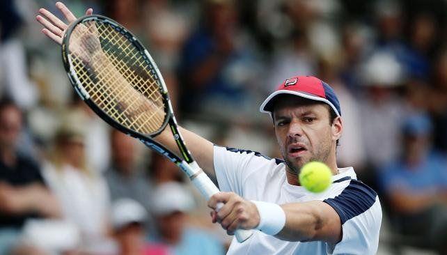 Zeballos arrancó con victoria en el ATP de 250 de Kitzbühel