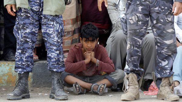 Así ejecutaron en Yemen a un hombre acusado de violar y matar a una niña de 3 años