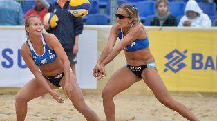 La entrerriana Ana Gallay sigue en carrera en el mundial junto a Virginia Zonta