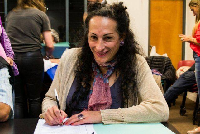 Referente trans asume el Parlamento de Mujeres porteño