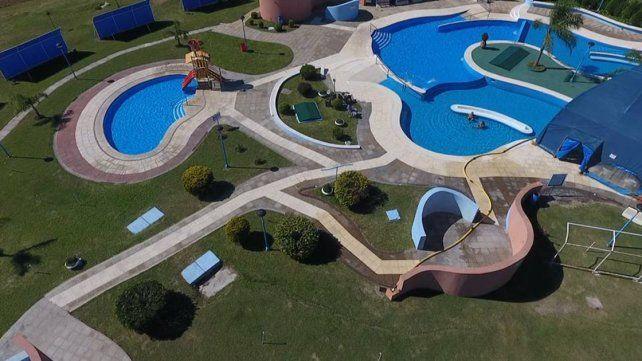 Cierre temporal. En Basavilbaso abrirán el fin de semana largo de agosto y luego en octubre.