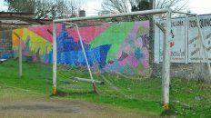 El club Sportivo Entre Ríos a un paso de cumplir su sueño, de jugar de local en su cancha. Foto UNO Juan Manuel Hernández