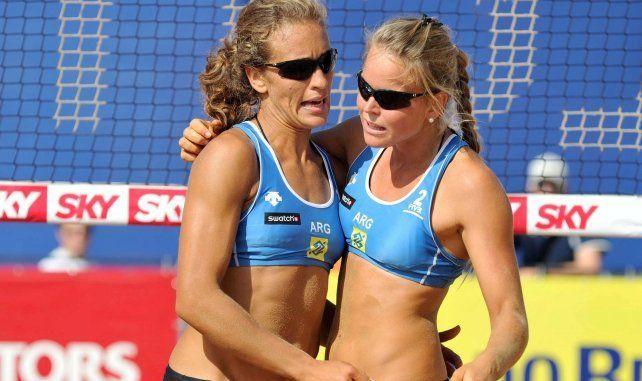 La entrerriana Ana Gallay junto a Zonta quedaron eliminadas del Mundial de Viena