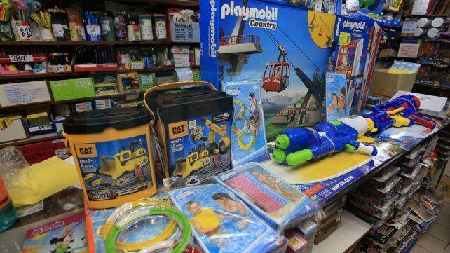 La venta de juguetes creció 8% en julio y hay buenas expectativas para el Día del Niño