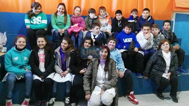 Comienzan las actividades por el centenario de la escuela Nº 11 Provincia de Santa Fe