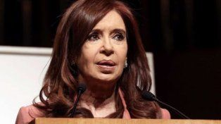 CFK:  Frente a la caída del consumo quieren manotear la caja de los jubilados