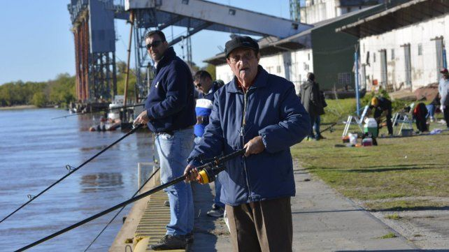 Diamante se prepara para la segunda edición del torneo de pesca de costa