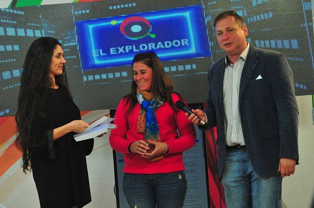 UNO entregó los 15.000 pesos a los ganadores del Wingo