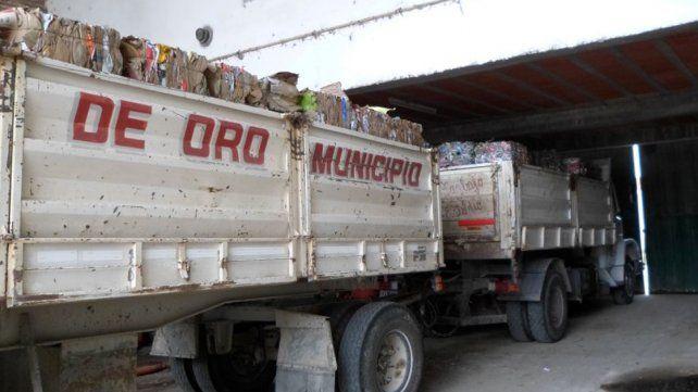 En Oro Verde se vendieron más de 40 toneladas de residuos recuperados