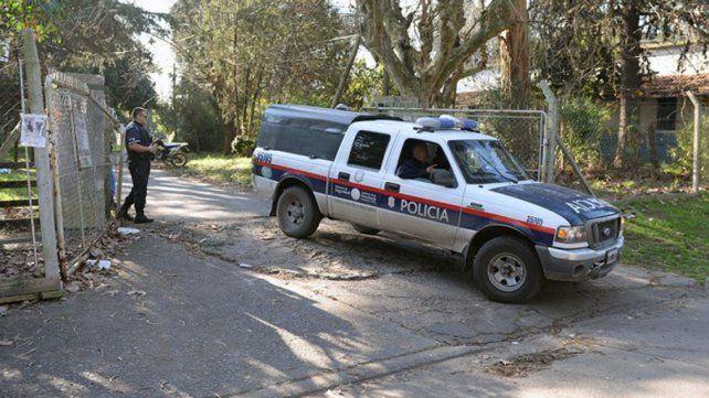 La policía abandona la reserva de Santa Catalina