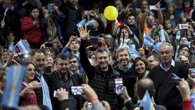 Macri en Gualeguaychú: No voy a parar hasta que el último de los argentinos encuentre su trabajo
