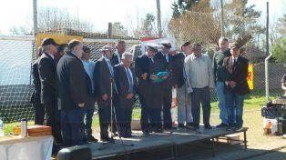 Quedó inaugurado el estadio de Sportivo Entre Ríos Crucero General Manuel Belgrano