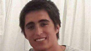 Madre preocupada. El joven rionegrino de 23 años estudiaba en Bahía y desapareció en julio de 2015.