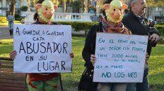 gualeguaychu se movilizo para apoyar a las victimas de gustavo rivas