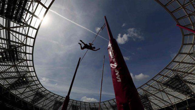 Mundial de Atletismo: Se terminó el sueño para Germán Chiaraviglio en salto con garrocha: Me equivoqué y pagué