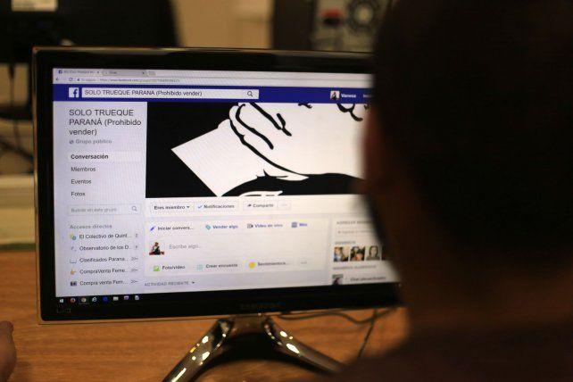 El trueque en la web, una modalidad que suma seguidores