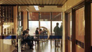 Informe. En la terminal aeroportuaria local
