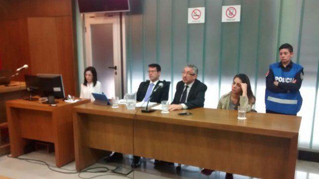 Inocente. El tribunal adelantó que la procesada no será condenada. Foto: Javier Aragón