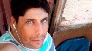 El violador condenado. Gustavo Couturier purga una pena de 18 años de prisión efectiva.