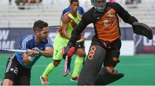 Los Leones golearon a Venezuela en el cierre de la primera ronda de la Copa Panamericana