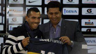Soy optimista con la vuelta de Tevez