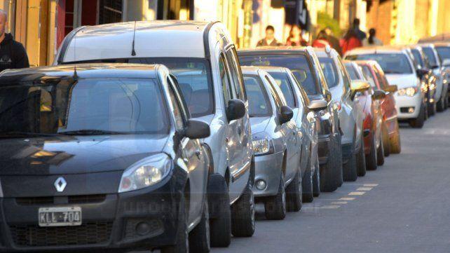 En marcha. El sector de autos usados acumula desde enero una suba en las transacciones.