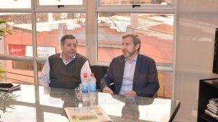 Frigerio: El presidente necesita el apoyo, para resolver los problemas que todavía subsisten en el país