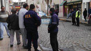 Paraná: Una infracción de tránsito generó un incidente en calle Chile