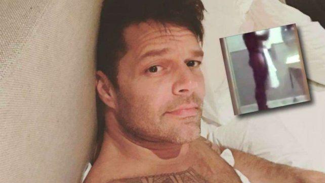 Ricky Martin ya tiene un enemigo