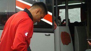 Patronato viajó a Rosario y tendrá una dura prueba ante Newells