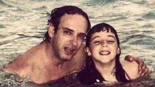 El emotivo video que publicó Lisa Cerati el día en que su padre cumpliría 58 años