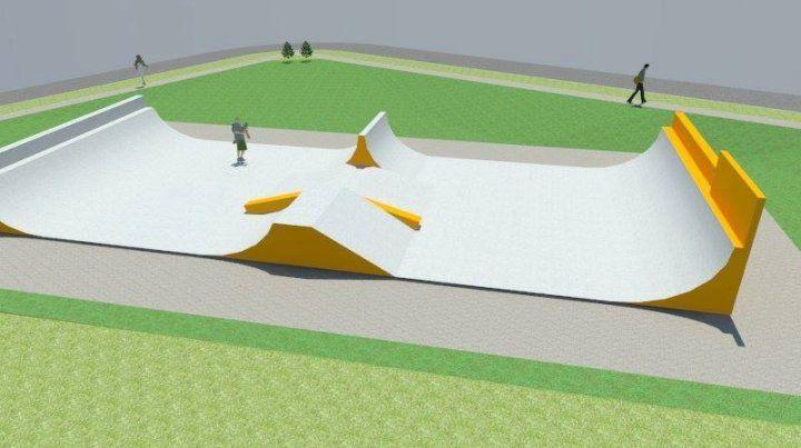 Diamante tendrá su skatepark en un espacio público recuperado