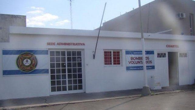 Desalojan cuartel de Bomberos por no poder pagar el alquiler