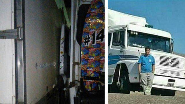Un joven falleció aplastado al querer frenar un camión dentro de una distribuidora
