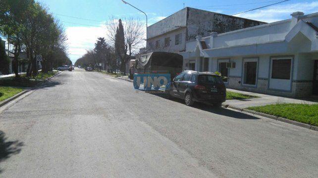 En Hasenkamp cayeron 100 milímetros y dificulta la llegada de los votantes