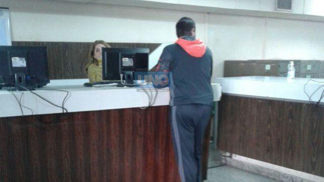 En la Secretaría Electoral